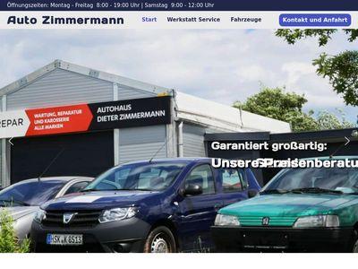 Zimmermann Dieter