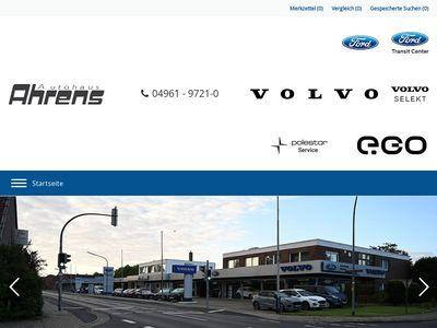 Ahrens Autohaus GmbH & Co. KG