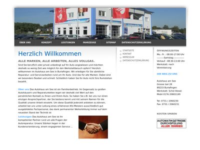 Autohaus am See