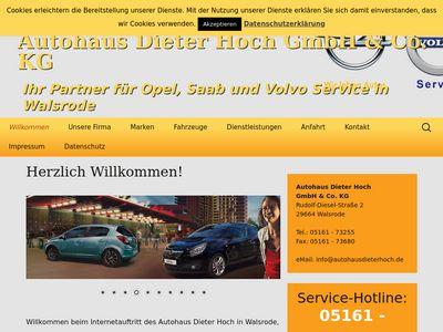 Autohaus Dieter Hoch GmbH & Co. KG