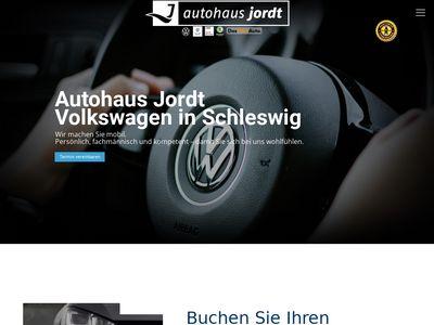 Autohaus Jordt Automobilhandelsg