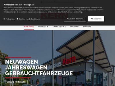 Autohaus Kurt Geiss KG