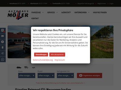 Autohaus Möller Verwaltungs GmbH