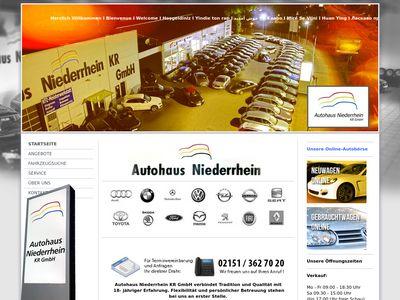 Autohaus Niederrhein KR GmbH