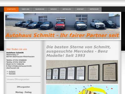 Autohaus Mercedes Von Schmitt