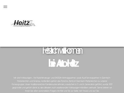 Autohaus Heitz GmbH & Co. KG