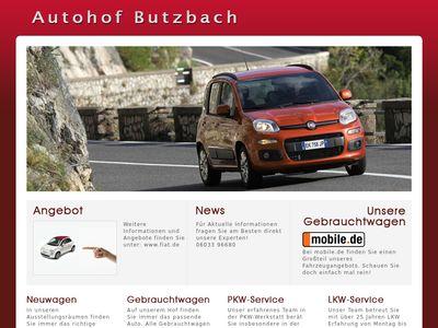 Autohof Butzbach