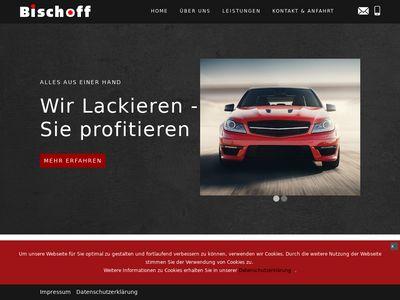 Autolackiererei Bischoff GmbH