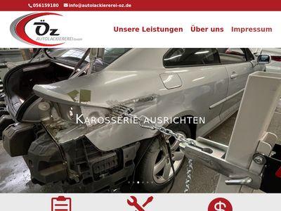 Lackiererei Öz GmbH