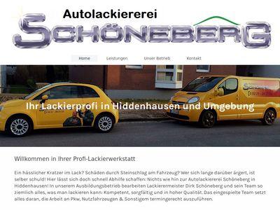 Autolackiererei Schöneberg UG