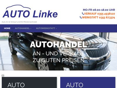 Linke Autodienst Inhaber Marco Neumann