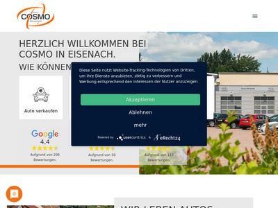 Autowelt Eisenach