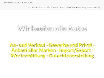 Automobile Für Alle El-Zein