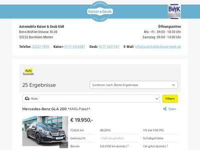 Automobile Kaiser & Geub