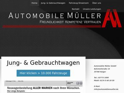 Automobile Müller