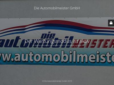 Die Automobilmeister GmbH Autohandel