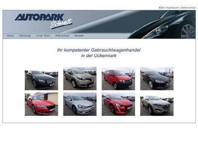 Autopark GmbH Schwedt