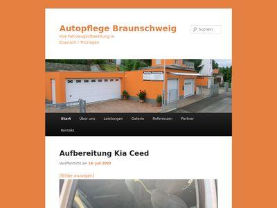 Autopflege Braunschweig