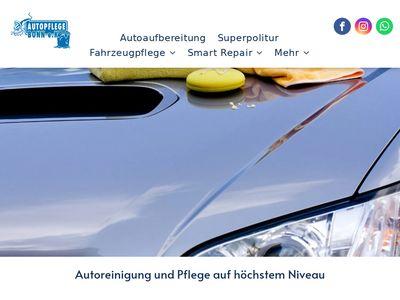 Autopflege Bonn e.K. Autoaufbereitung
