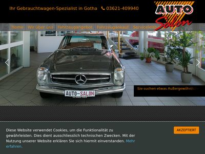 Auto Salon Gotha GbR
