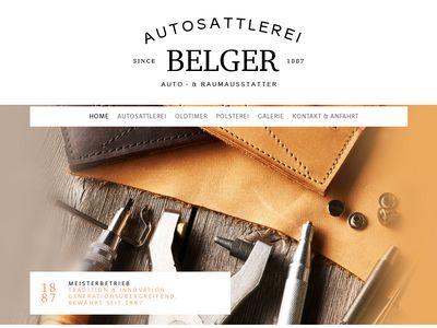 Autosattlerei Belger