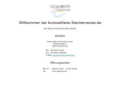 Autosattlerei Jürgen Steckenreuter GmbH