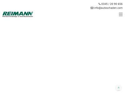 Reimann GmbH Kfz-Sachverständigenbüro