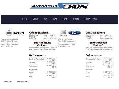 Autohaus Schön GmbH
