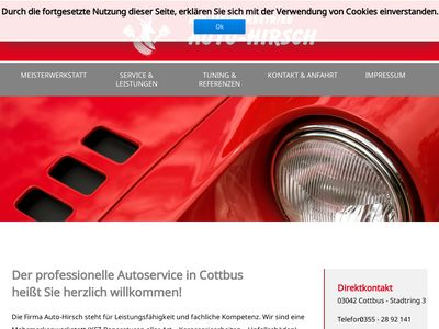 Auto Hirsch & Effe`s Reifenservice GbR