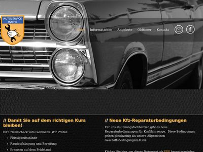 Kfz-Meisterbetrieb Frank Rothe