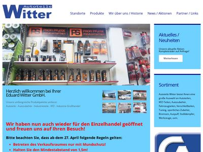 Autoteile Witter