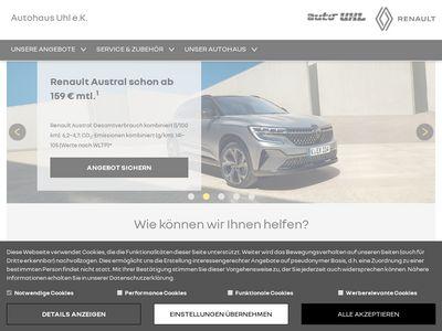 Autohaus Uhl e.K.