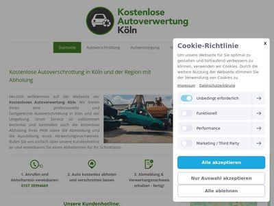 Autoverwertung Köln