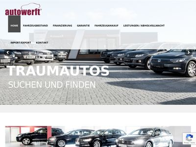 Autowerft.de e.K. Gebrauchtfahrzeuge