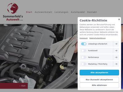 Sommerfeld's Autowelt GmbH
