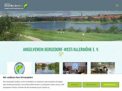 Angelverein Bergedorf-West Allermühe