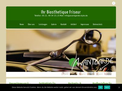 Avantgarde Biosthetique Friseur