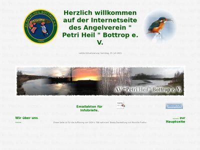 Fischerverein AV Petri Heil Bottrop e.V.