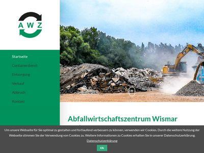 Abfallwirtschaftszentrum Wismar