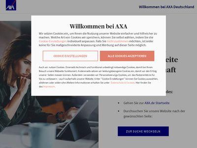 AXA Generalvertretung Steffen Meyer