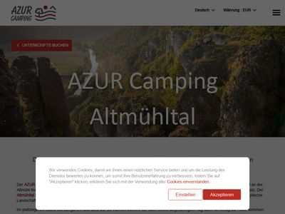 Azur Camping Altmuhltal