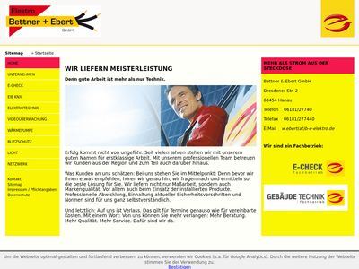 Elektro Bettner & Ebert GmbH