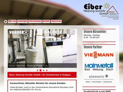 Eiber Heizung und Sanitär GmbH