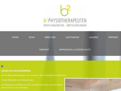 B2 Physiotherapeuten