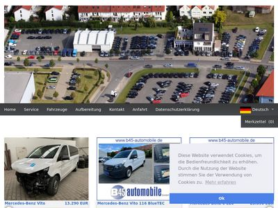 B 45 Automobile GmbH
