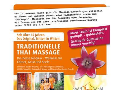 Baan Sabai - Wellness am Park