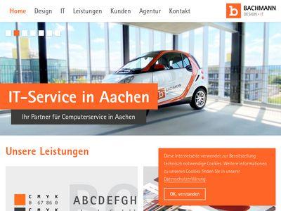 Webdesign-ing Aachen