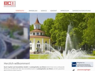 Back Capital & Immobilien GmbH