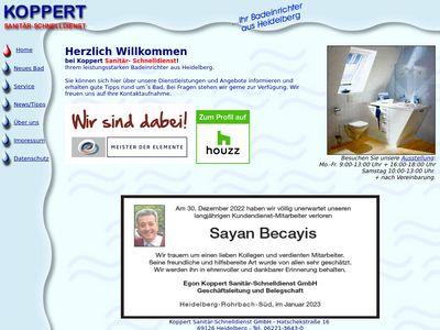 Egon Koppert Sanitär-Schnelldienst GmbH