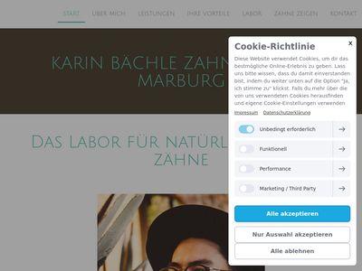 Karin Bächle Dentalwerkstatt